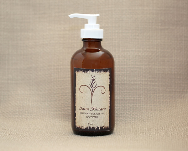 *NEW* ROSEMARY EUCALYPTUS BODY WASH